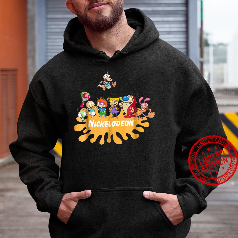 Nick Rewind Rugrats Nick Squad Shirt hoodie
