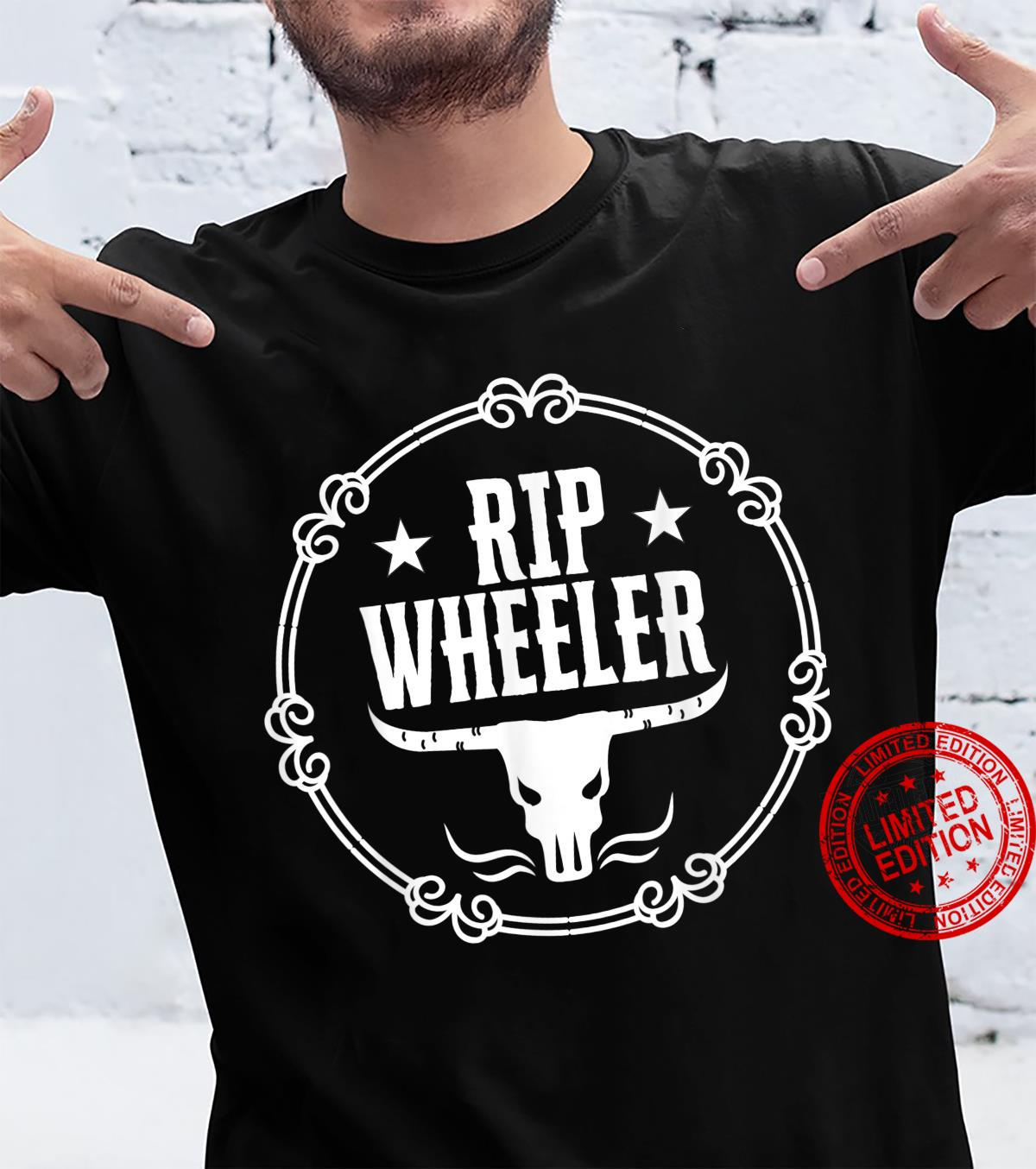 Rip Wheeler Shirt