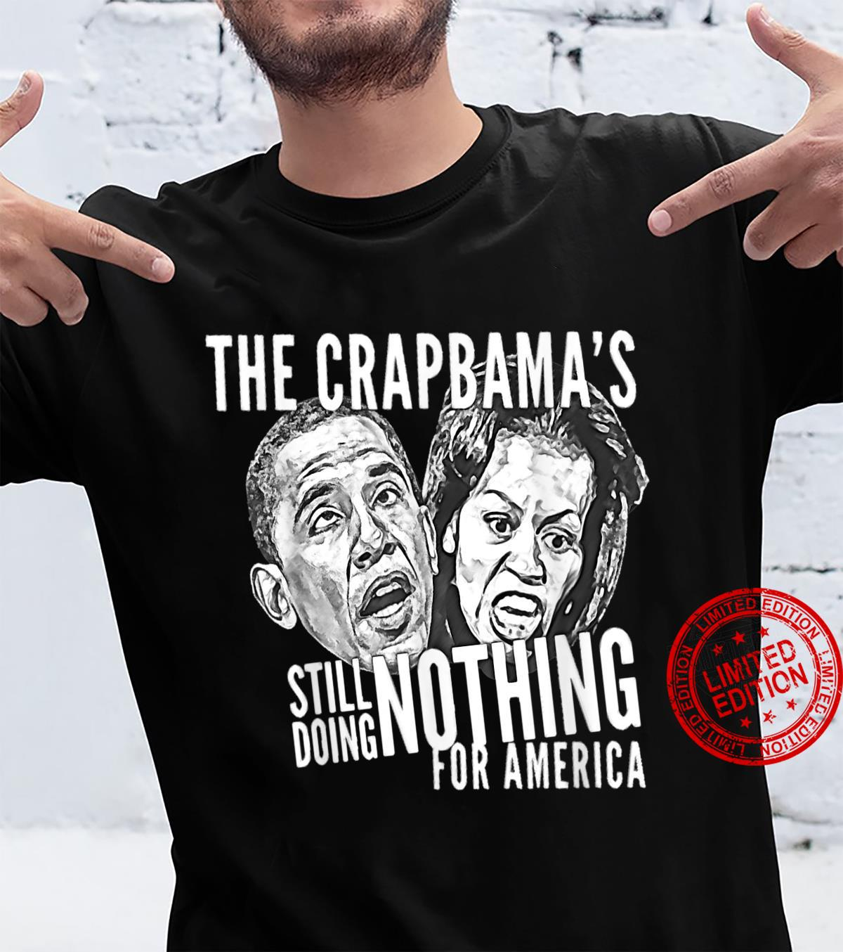 The Crapbama's Still Doing Nothing For American Shirt