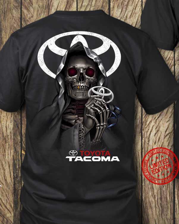 Toyota Racoma Shirt