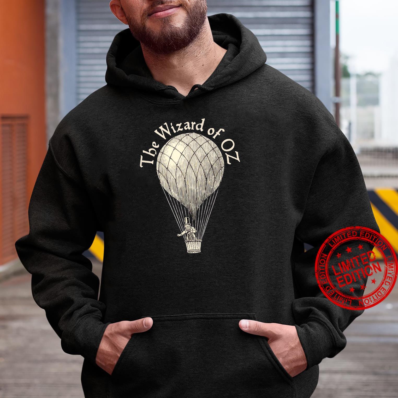 Wizard of OZ Wizard Shirt hoodie