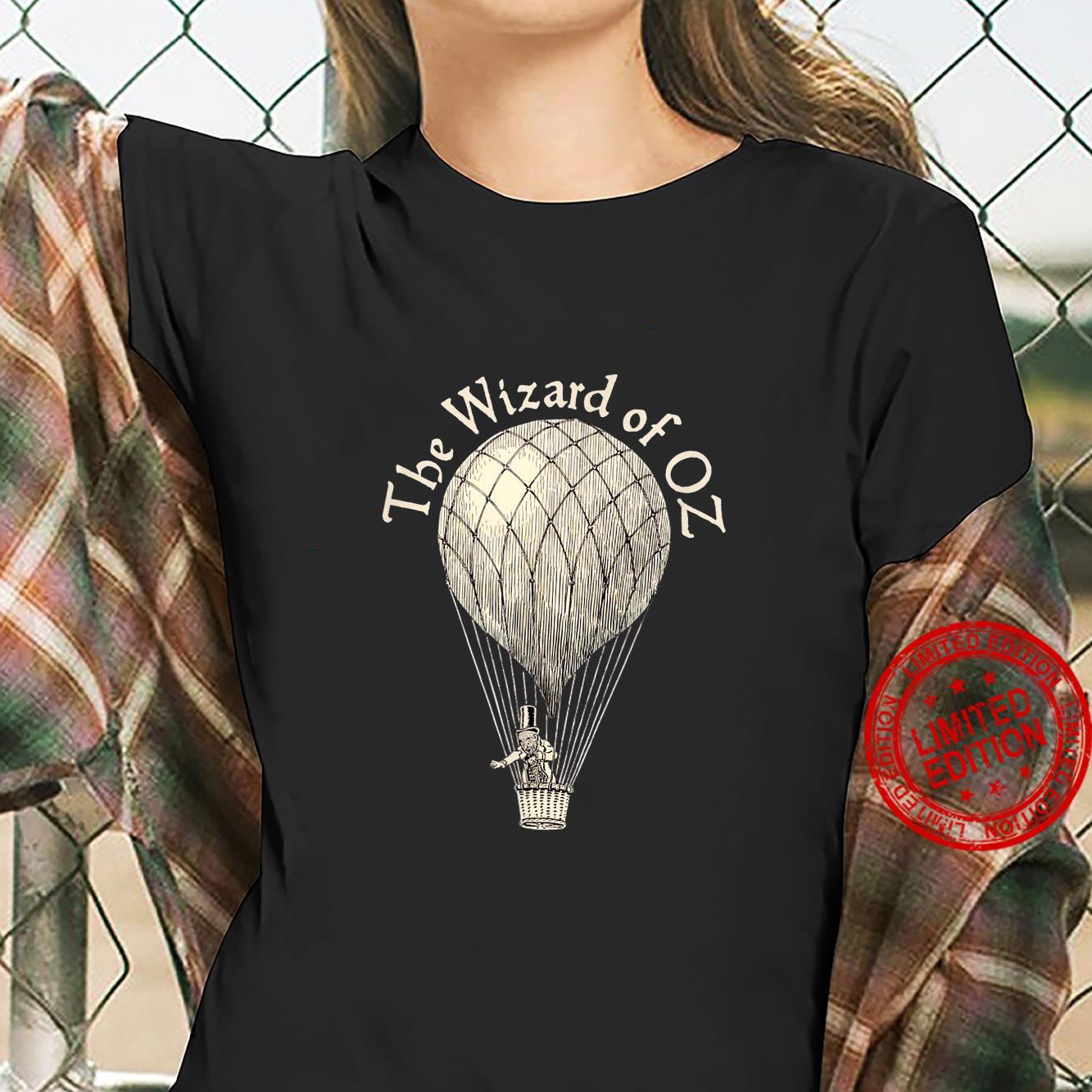Wizard of OZ Wizard Shirt ladies tee