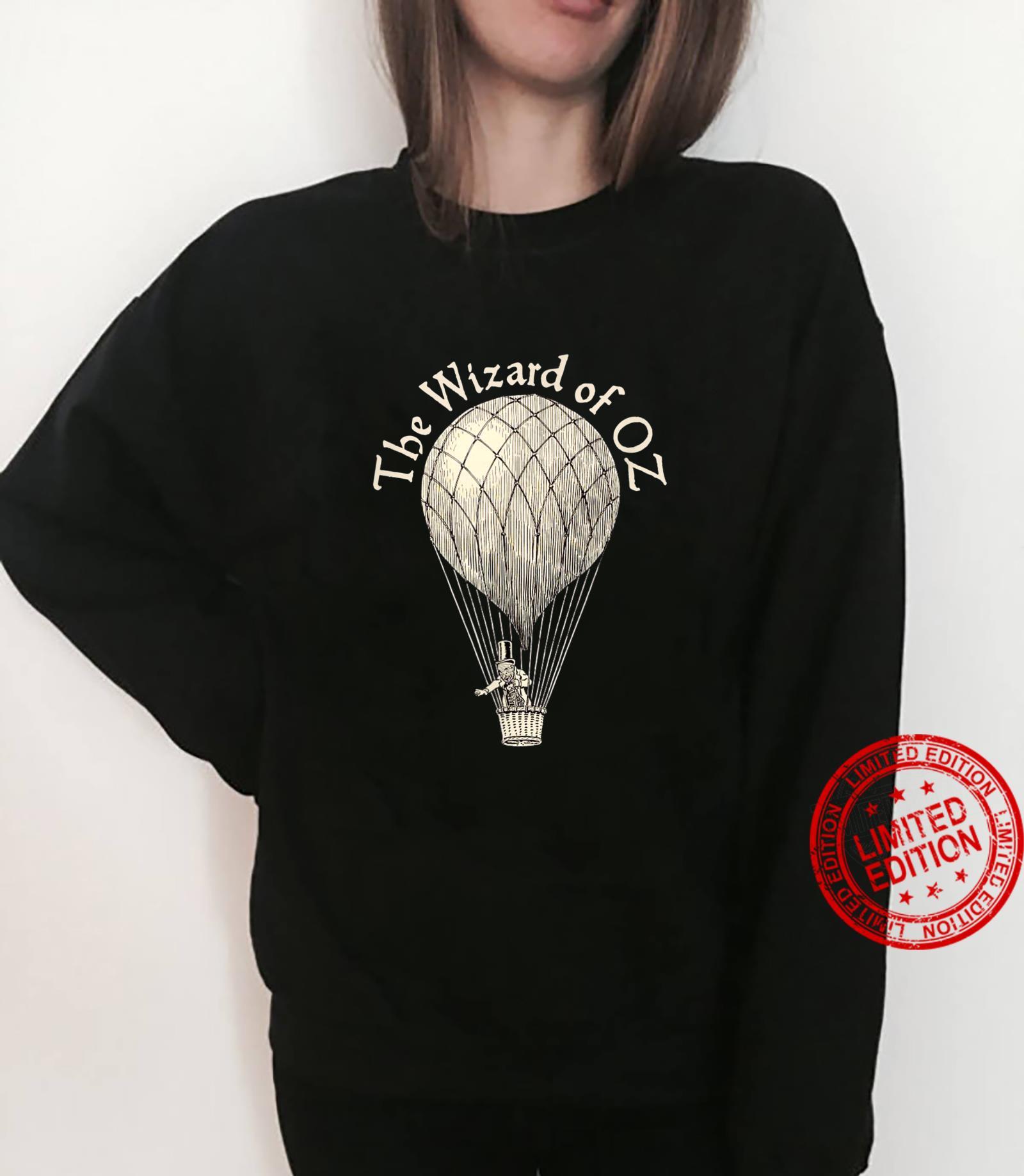 Wizard of OZ Wizard Shirt sweater
