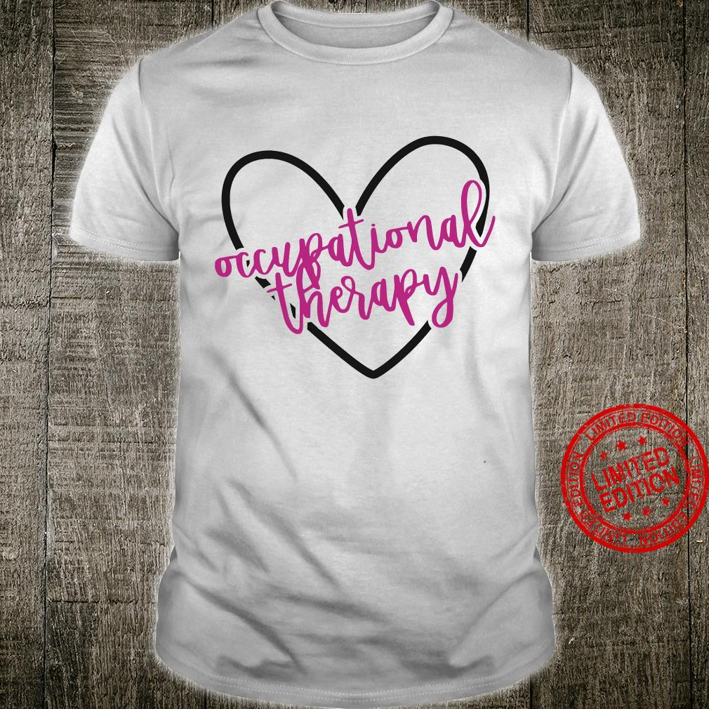 Occupational Therapy Shirt unisex